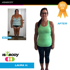 Lauras Weight Loss Results