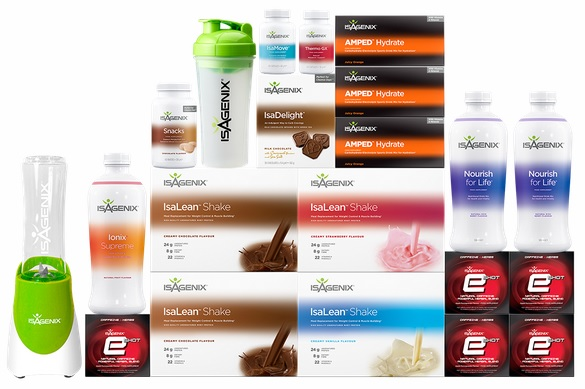 Isagenix Weight Loss Premium Pack