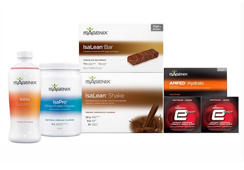 Isagenix Everyday Energy & Performance System