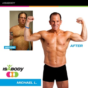 IsaBody Winner Michael