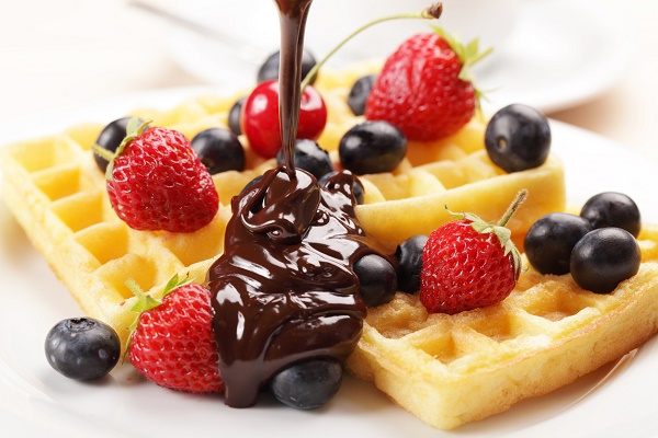 Isagenix waffle recipe