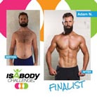 Adams Amazing Isagenix Results