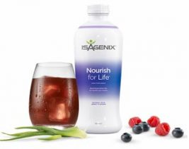 Isagenix Cleanse Nourish for Life