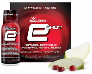 Isagenix Natural Energy Eshots