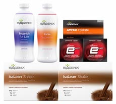 Full Range of Nutritional Cleansing Products