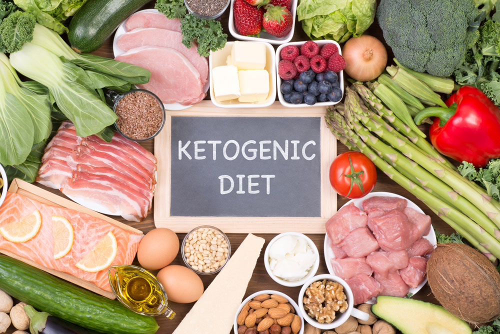 Low carb diet or ketogenic diet