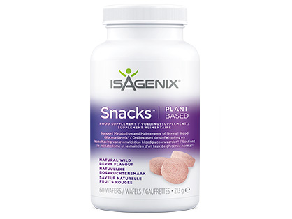 Isagenix Snacks Wild Berrry