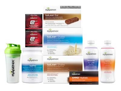 Isagenix 30 Day Energy & Performance System