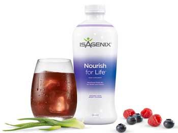 Isagenix Nourish for Life