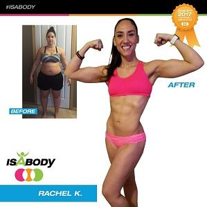 Weight Loss Results with Isagenix