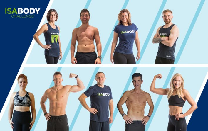 The Latest Amazing Isagenix UK IsaBody Challenge Results