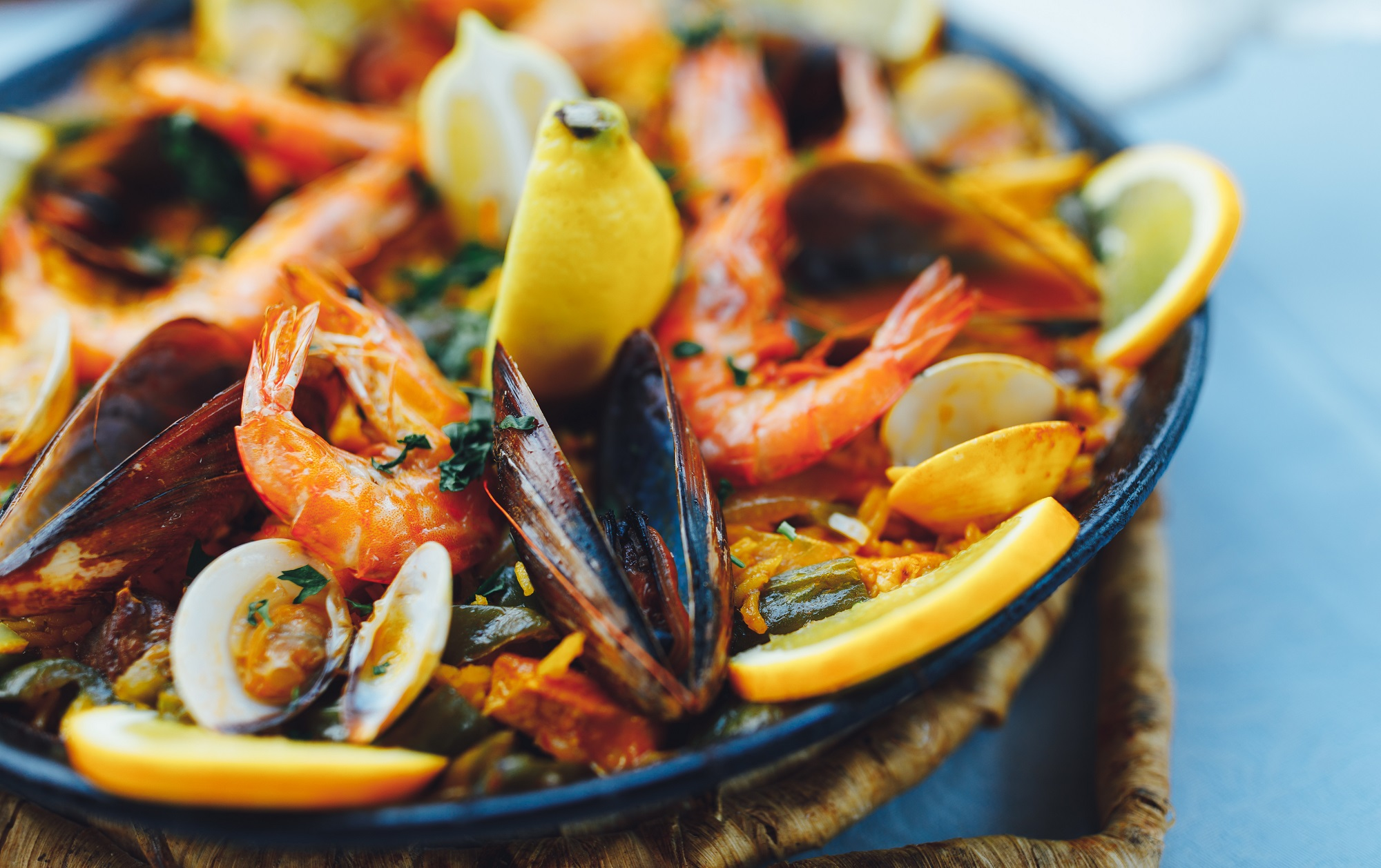 Seafood can speed up metabolism