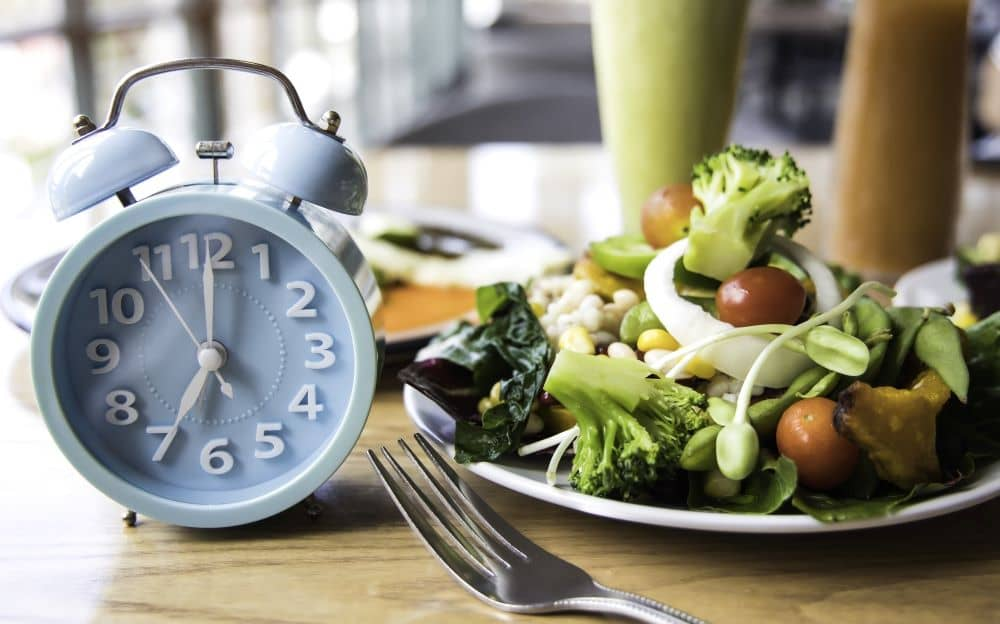 Intermittent fasting works by increasing your body's metabolic rate.