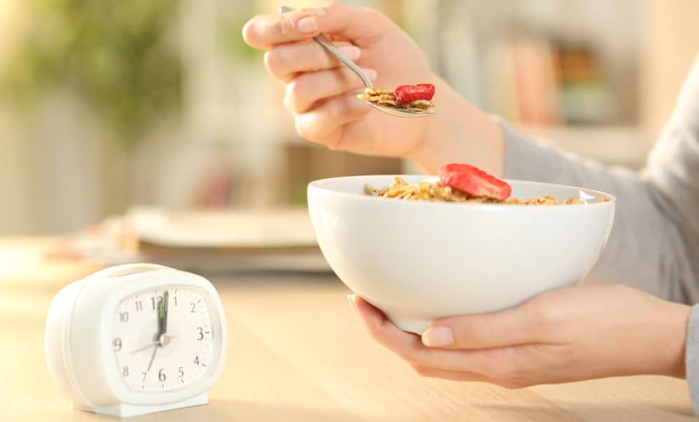 Intermittent fasting is now becoming popular as an effective method of losing wait.